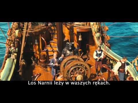 """International Trailer: """"The Chronicles of Narnia: The Voyage of the Dawn Treader"""""""