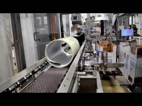 Alphapack System Case Packs Rolled Aluminum Flashing