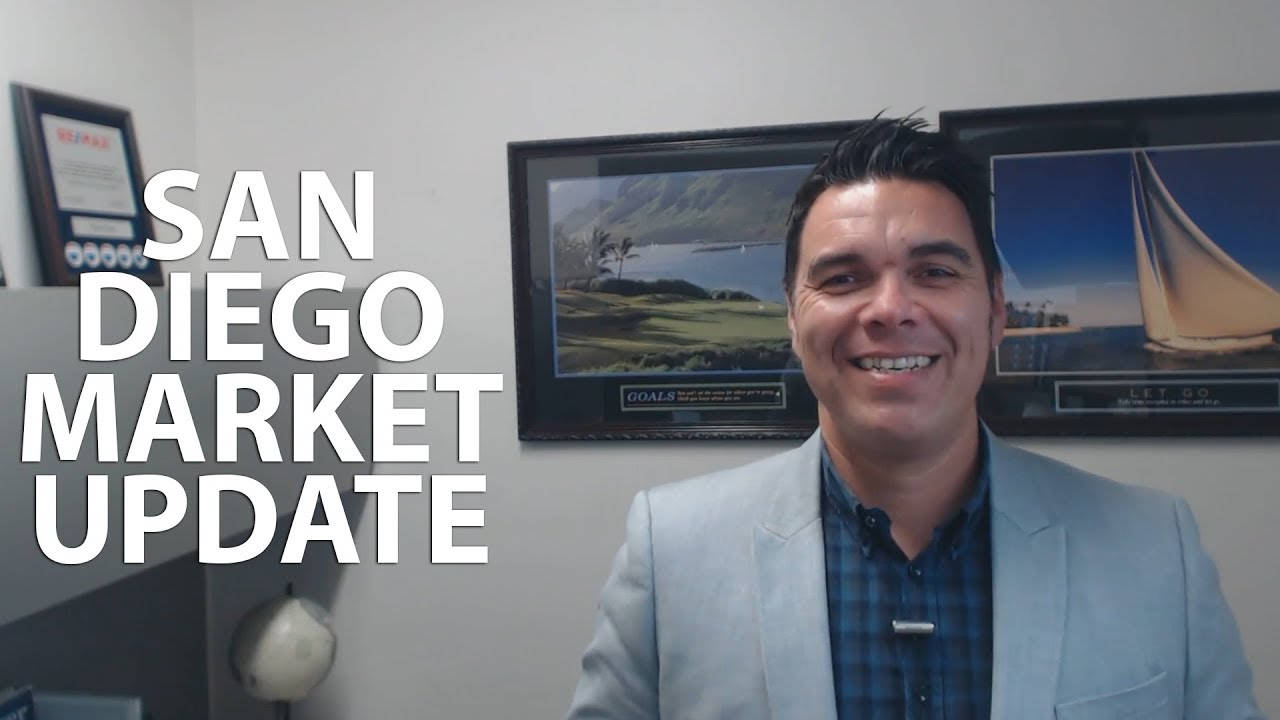 Your San Diego Real Estate Market Update