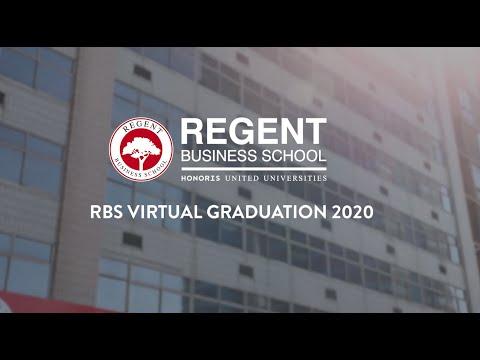 RBS Virtual Graduation 2020