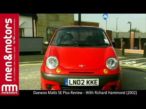 Daewoo Matiz SE Plus Review – With Richard Hammond (2002)