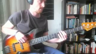 Azucar bass line cover Guaracha style