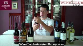 http://www.wineclubreviewsandratings.com/wine-club-research/tasting-room-wine-club-review-with-video Eric with his Tasting...