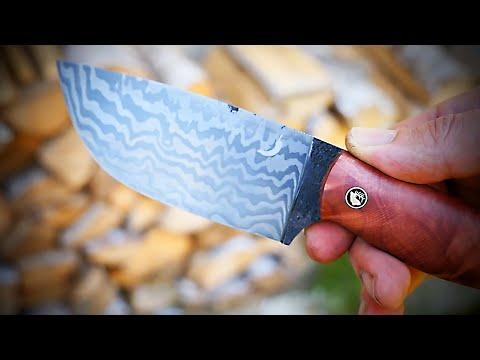 Trollsky po 10 latach zrobił nóż dla siebie