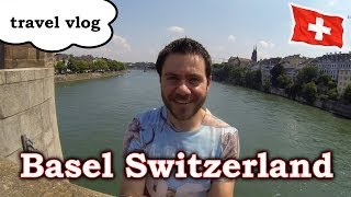 Basel Switzerland  city photo : Exploring Basel, Switzerland | Travel Vlog