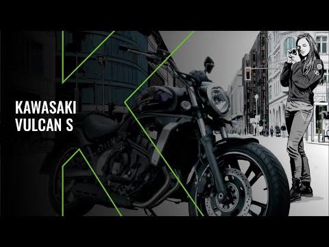 Vídeos de 'EICMA 2014: nueva Kawasaki Vulcan S'