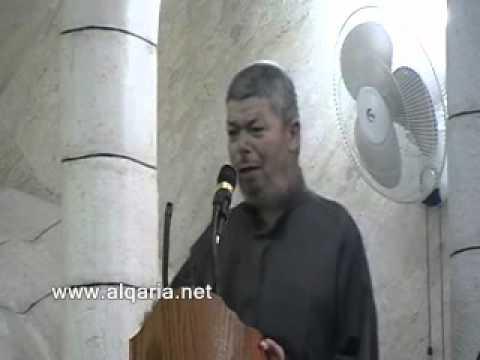 خطبة الجمعه للشيخ عبد الله نمر درويش 18-3-2011