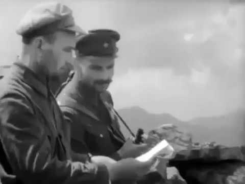 Освобождение Украины в кадрах Александра Довженко