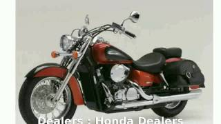2. 2012 Honda Shadow RS Specification & Walkaround