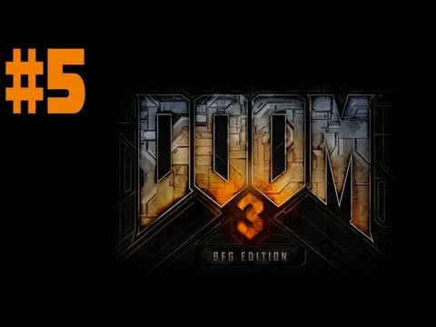 Doom 3: BFG Edition - Walkthrough - Part 5 - Crane Work