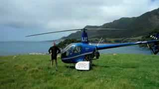 Hicks Bay New Zealand  city photos gallery : Hicks Bay Motel New Zealand Helicopter