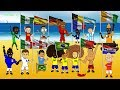 WORLD CUP 2014 HIGHLIGHTS - the group stage by 442oons