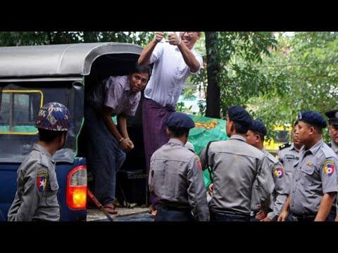 Αναβολή της ετυμηγορίας στην δίκη των δύο δημοσιογράφων του Reuters…
