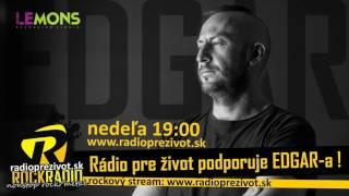 Video Jozef Plany alias EDGAR rozhovor