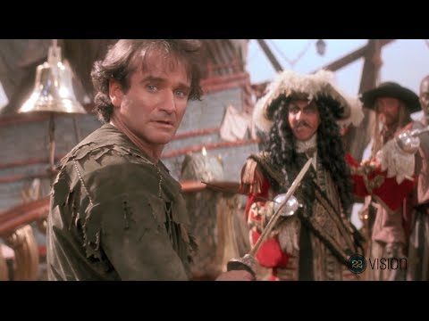 Robin Williams Tribute by The Lost Boys from 'Hook'