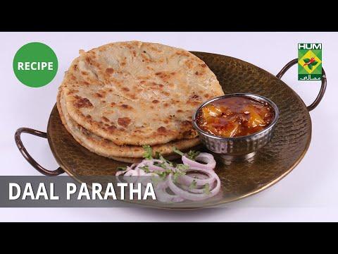 Daal Paratha Recipe | Lazzat | Samina Jalil | Desi Food