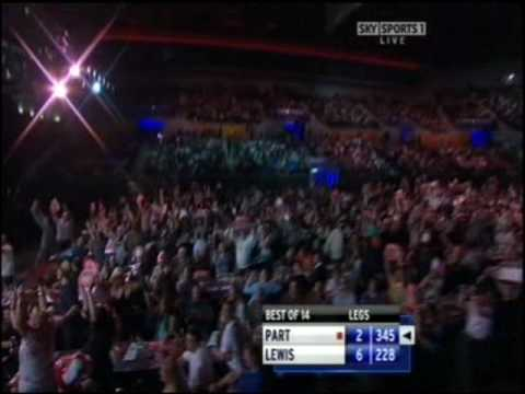 Premier League Darts 2008 – Week 11 – Adrian Lewis v John Part pt. 3