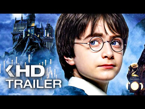 HARRY POTTER AND THE PHILOSOPHER'S STONE Trailer (2001)