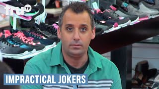 Video Impractical Jokers - Are You Here for the Threesome? MP3, 3GP, MP4, WEBM, AVI, FLV Agustus 2018