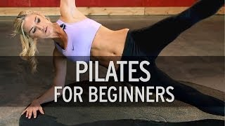 XHIT: Pilates For Beginners - YouTube