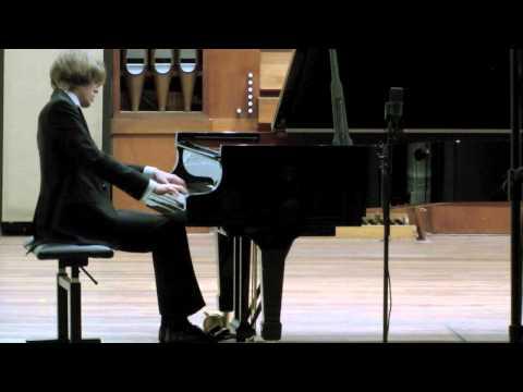 Granados - Allegro di Concierto Op. 46 (2013)