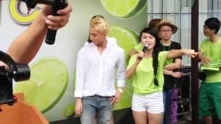 Event Oishi C+ Sơn Tùng M-TP p.1, Sơn Tùng M-TP, son tung mtp, ca si son tung