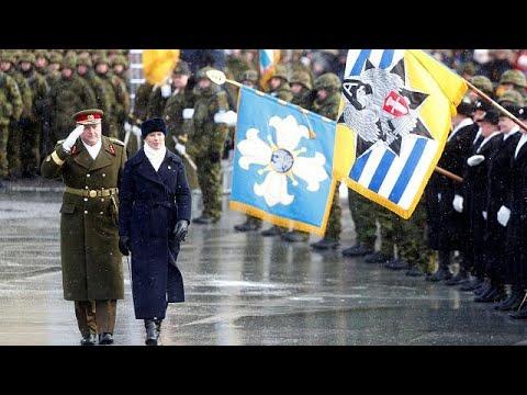 Estland feiert 100 Jahre Unabhängigkeit