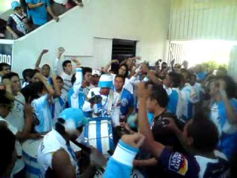 malkria2  un hincha con awante - Malkriados - Puebla Fútbol Club