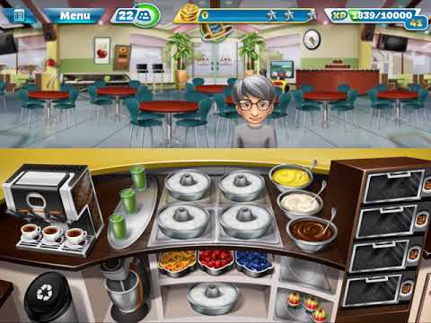 Cooking Fever More Angry Customers Again.
