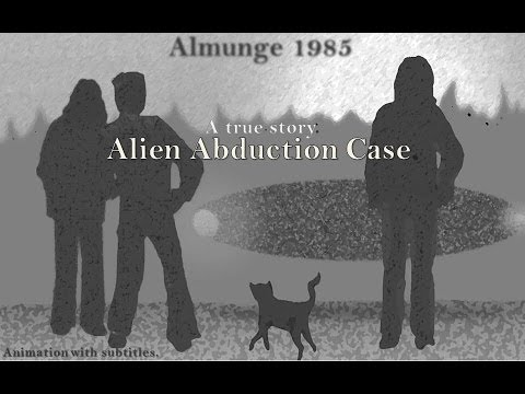 Alien Abduction, 1985. Animation.