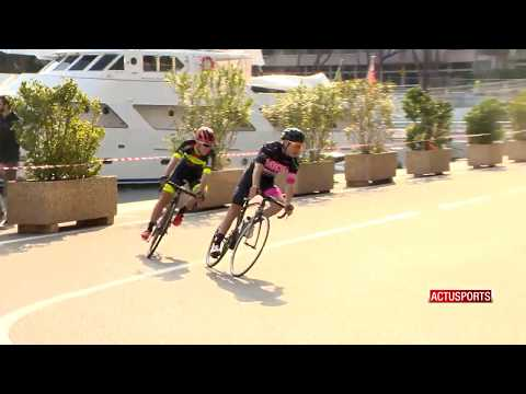 Cyclisme : Criterium de Monaco – Trophée Paco Alonso