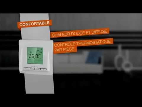 Présentation - Plancher chauffant bi-conducteurs EMATRONIC