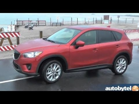 2014 Mazda CX-5 Grand Touring Test Drive Video Review