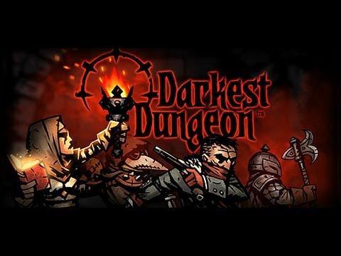 Обзор игры: Darkest Dungeon (Темные подземелья).