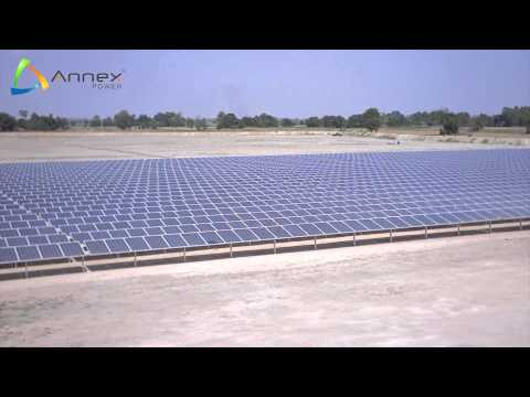 Construction of a 10.5 MWp Solar - Power Plant