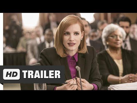 Miss Sloane - Trailer (2016) - Jessica Chastain