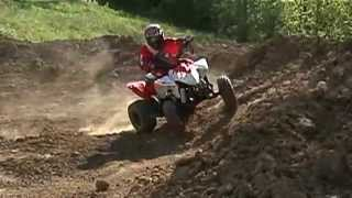 1. 2012 polaris outlaw 90 test