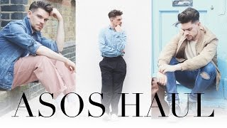 Should I keep or return these items? My ASOS menswear summer haul and try on. Featuring key summer men's style trends: a bomber jacket in camel; pink ...