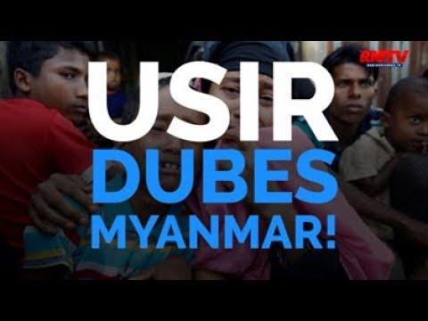 Usir Dubes Myanmar!
