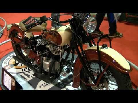 Kiwi Indian Motorcycles Made In USA HD Video