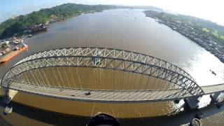 Samarinda Indonesia  City pictures : Pesona Samarinda by Drone