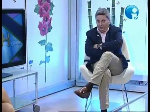 Lorenzo Castejón presenta ABAT Connection en TV Alicante