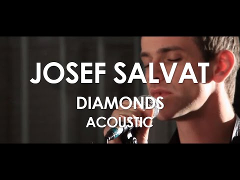 Diamonds (Rihanna cover) – Acoustic [ Live in Paris ]