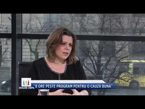 Emisiunea Dialog 100% – 24 februarie 2017