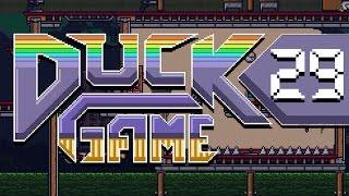 Duck Game w/ PokeaimMD, Gator & steve NEW MODS by PokeaimMD