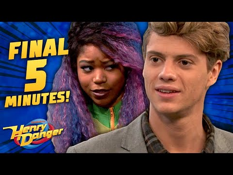 The FINAL 5 Minutes Of Henry Danger! | Henry Danger
