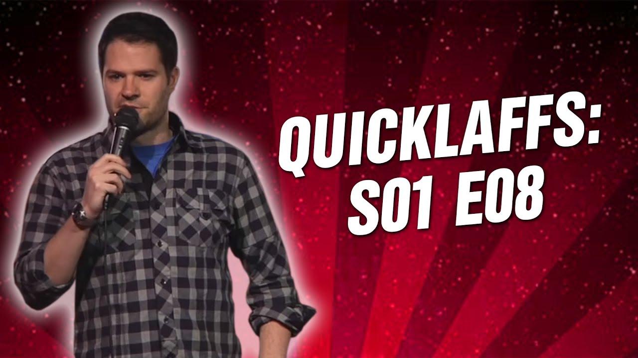 Comedy Time - QuickLaffs: Season 1 Episode 8