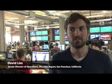 Digital sports start-up Bleacher Report shares audience-first strategies