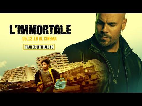 Preview Trailer L'immortale, trailer ufficiale del film ispirato a Gomorra - La serie