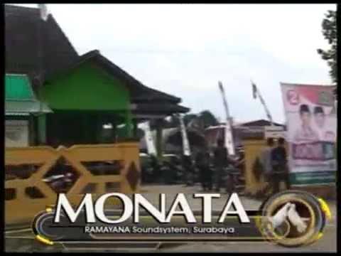 Cek Sound ~ MONATA Live in Tlogoayu Gabus Pati 27 juni 2014